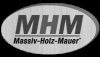 MHM Massiv-Holz-Mauer
