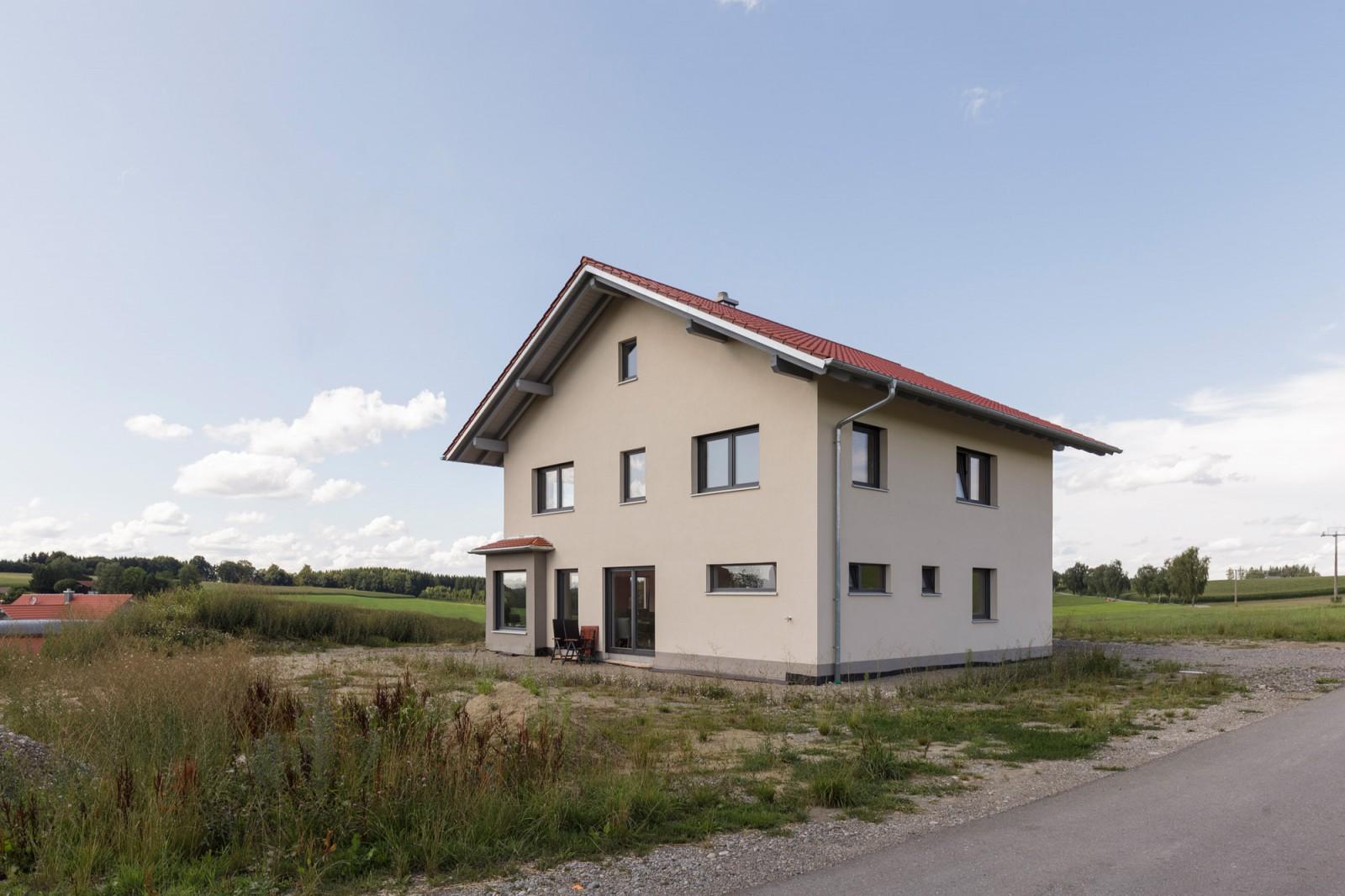 Holzhaus aus MHM