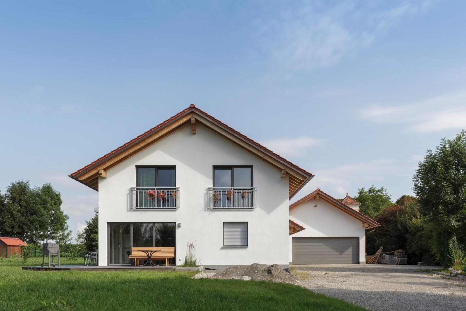 Holzhaus von Karrer Woringen