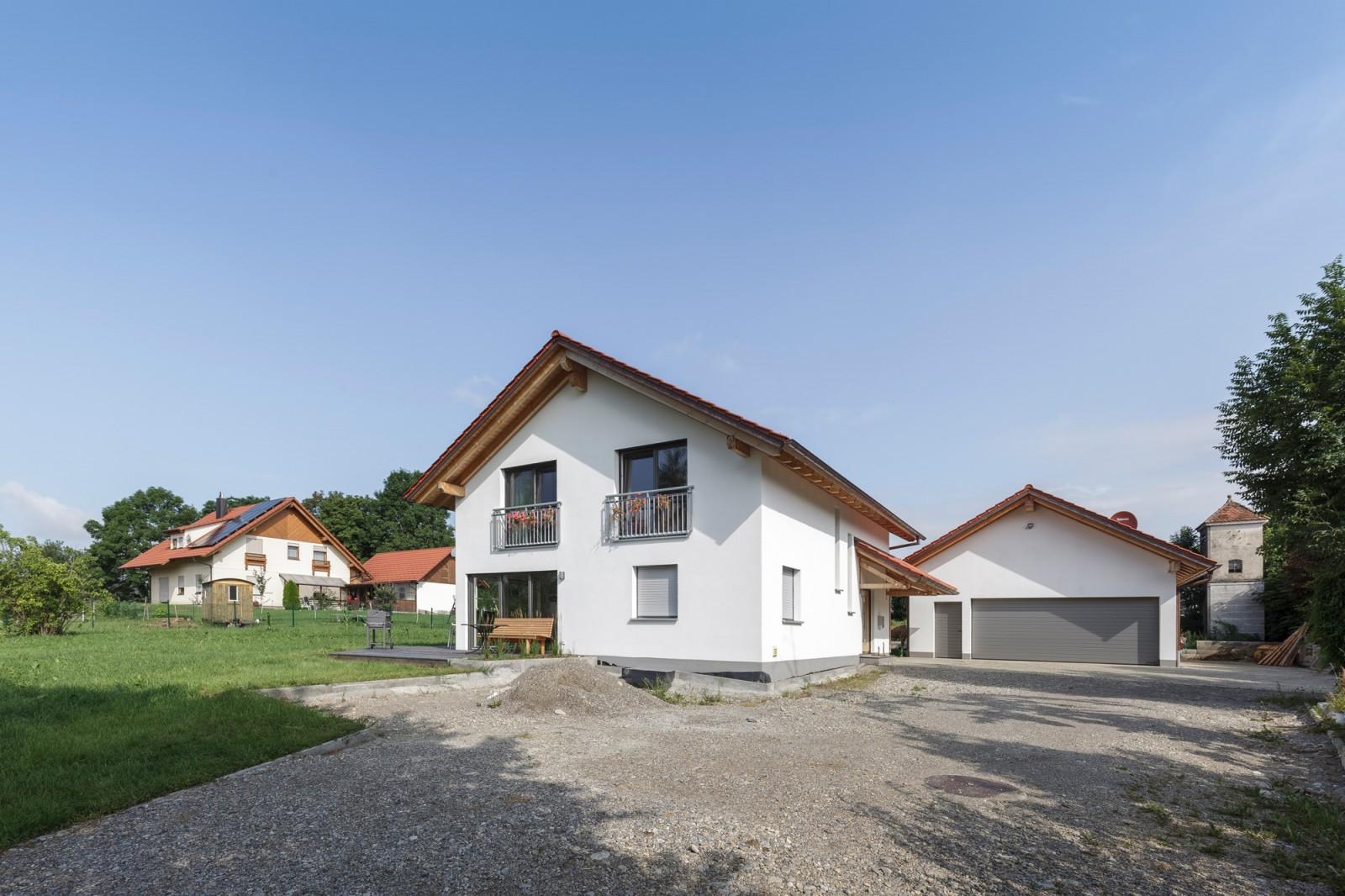 Zimmerei Karrer aus Woringen fertigt MHM-Häuser