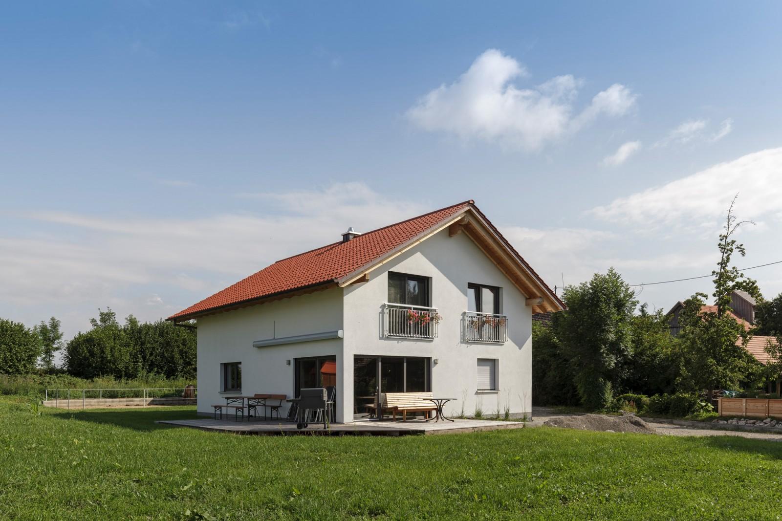 Holzhaus Unterallgäu